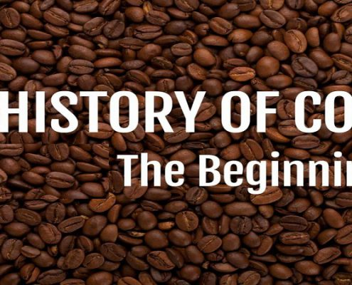 Coffee from Beginning